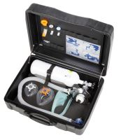 resuscitační kyslíkový přístroj SATURN OXY Comfort