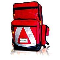 lékárnička III. záchranářský batoh Bexatec  vybavený pro hasiče