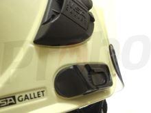držák svítilny PELI XP na přilbu Gallet F1 SF