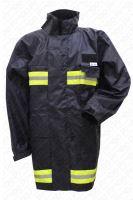 pláštěnka hasičská FIREMAN s nápisem HASIČI