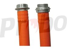 """savice A110 2,5m PROFI EXTRA s """"O"""" kroužky oranžová"""