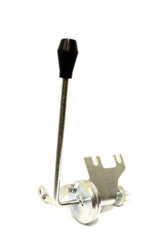 páčka plynu - dvoukomorový karburátor - sport