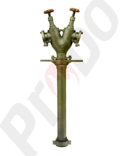 hydrantový nástavec s vřetenovým uzávěrem
