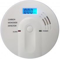 hlásič - detektor CO SFT-111-LCD - měření oxidu uhelnatého