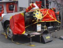 zachytávač airbagů OCTOPUS - sada 2ks