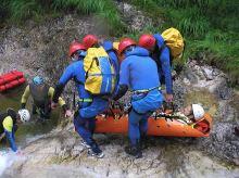 nosítka evakuační SKED Basic SK - 200 - OR - oranžové