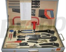 kufr - skříňka s nástroji