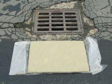 ucpávka kanalizační jednorázová, 2 ks, 40x60 cm